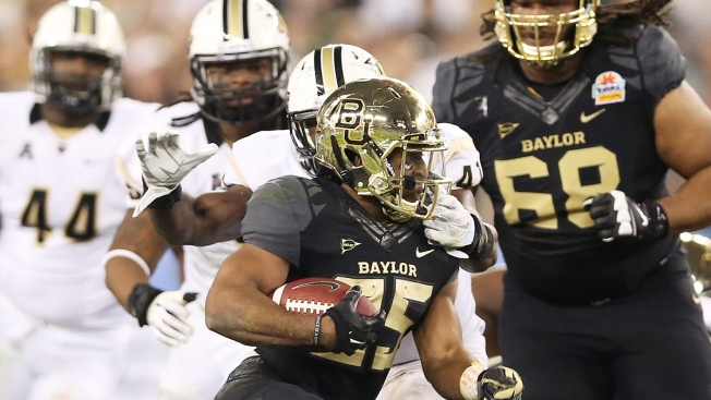 Cowboys Add Former Baylor RB Lache Seastrunk