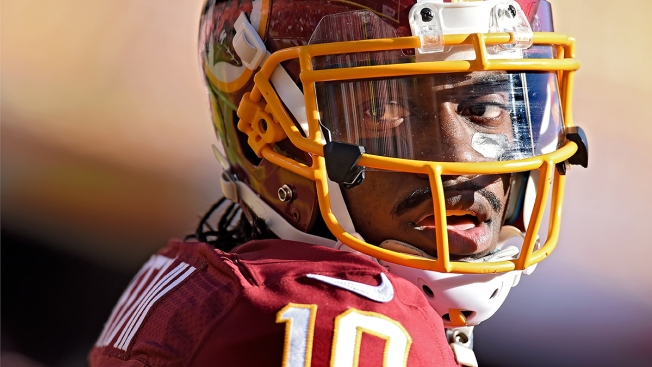 Robert Griffin III Lands in Cleveland