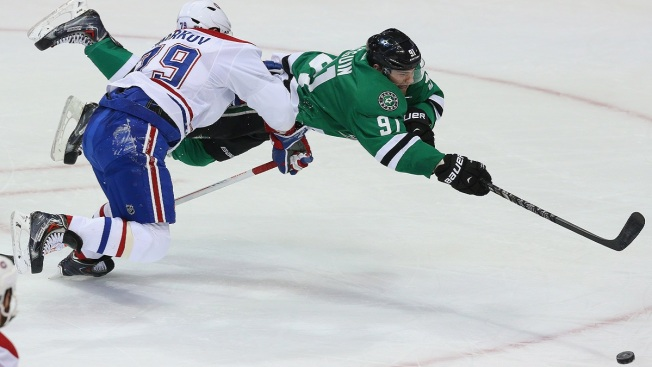 Stars Lose to Canadiens 6-4