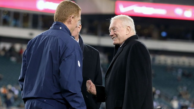 Jerry Jones Roundly Denies Collusion Claims