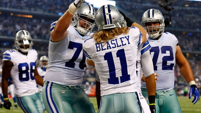 "Cole Beasley Still Feels He Has ""A Lot to Prove"""