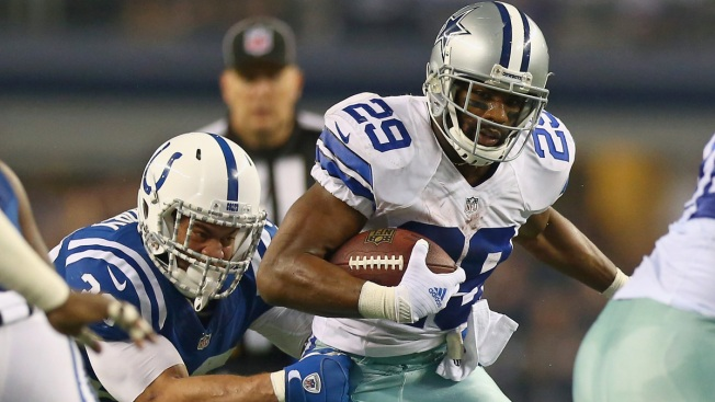 Dallas Cowboys Land Six Players in 2015 Pro Bowl
