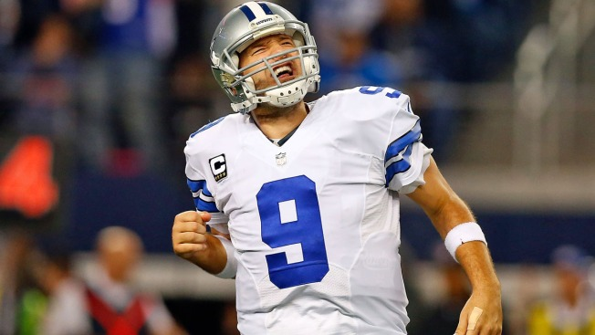 NFL Trolls Romo on Twitter, Kind Of