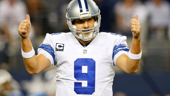 Romo Jumps to 36 in NFL Network's Top 100