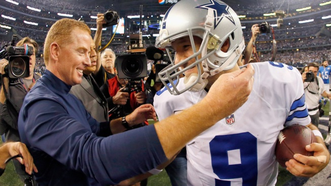 Romo Glad to Have Garrett, Linehan Back in 2015