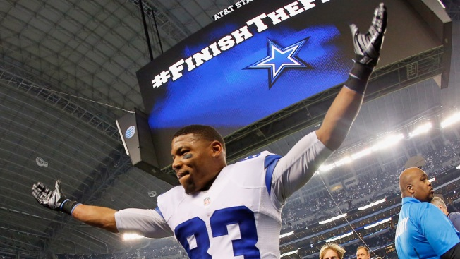 A Look Back at Terrance Williams' Big Offseason
