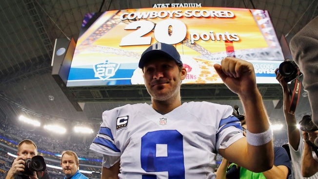 Romo Brings His Critics a Crappy New Year