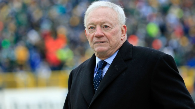 Jerry Jones Not Ready to Talk 2016 Draft