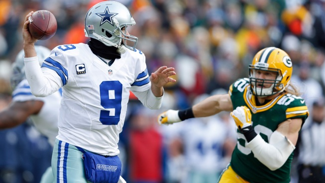 Romo Named NFL's Top Gunslinger