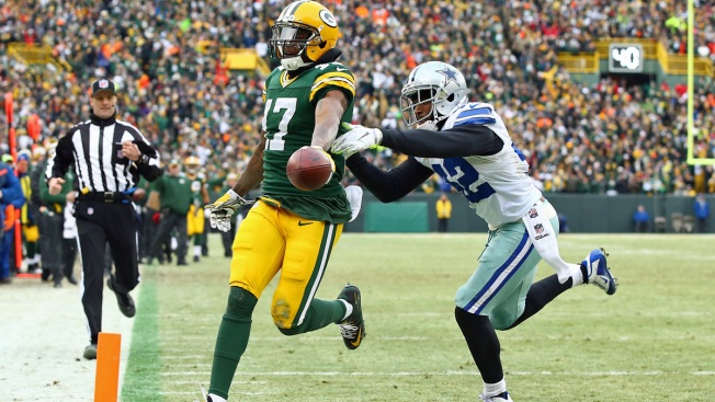 Three Phases: Cowboys-Packers