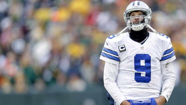 Romo Played With Injured Finger on Sunday