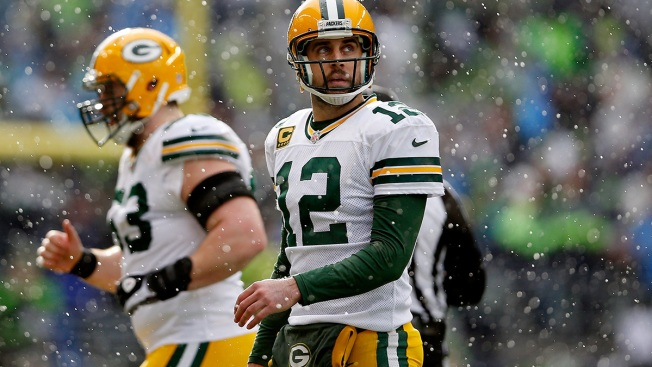 You Betcha Wild Card Weekend: Packers Over Redskins