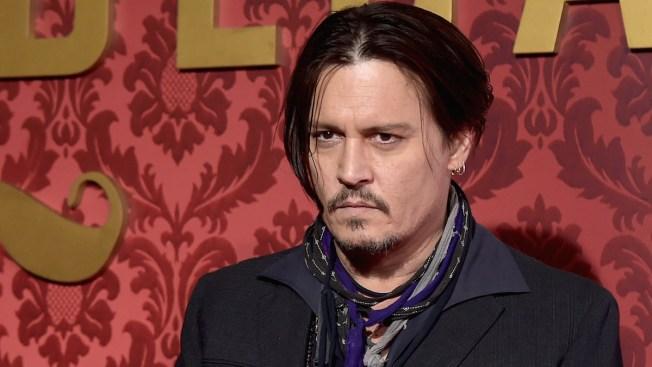 Pup-Roar: Johnny Depp's Dogs Escape Australian Death Threat