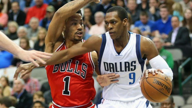 Mavericks Will Be Without Rondo for at Least 3 Games
