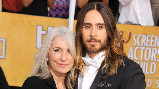 Jared Leto Tells His Mom She's Going With Him to the Oscars