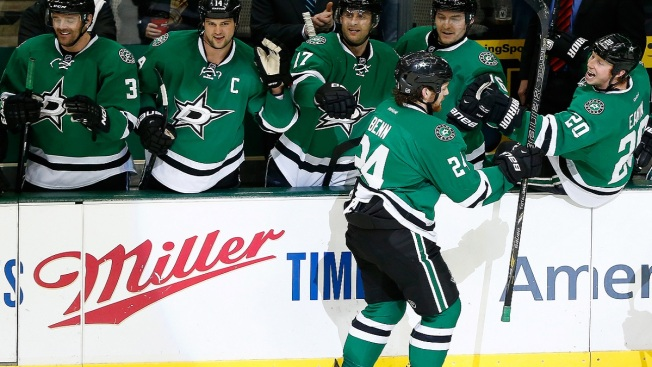 Daley, Benn Score To Lift Stars Over Senators