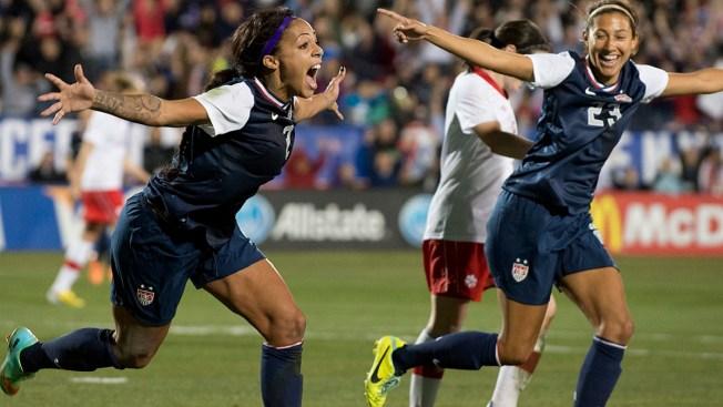 US Women Earn 1-0 Win Over Canada
