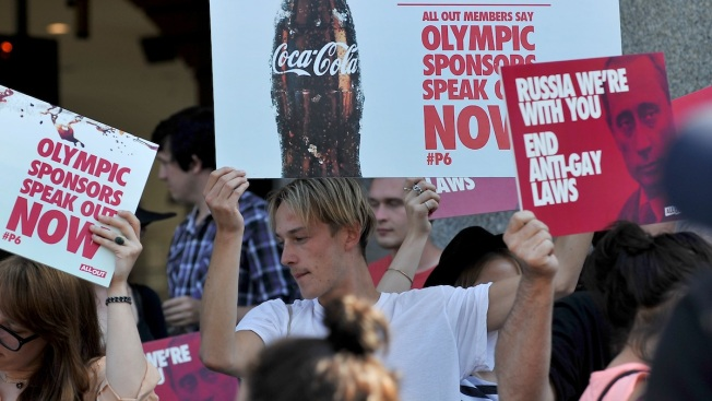 AT&T Condemns Russia's Anti-Gay Law Ahead of Sochi Games