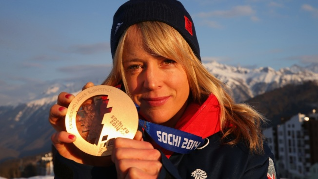 "Olympian Jenny Jones' Secret Weapon to Winning the Bronze: ""Downton Abbey"""