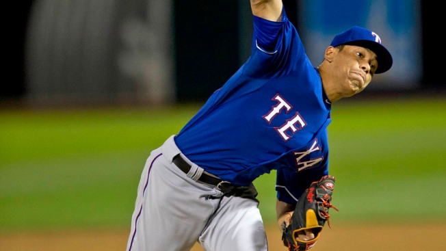 Rangers' Bullpen Came Up Huge in Win