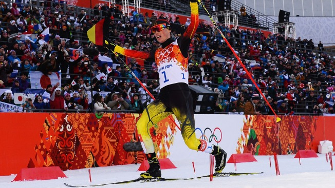 Germany's Eric Frenzel Wins Olympic Gold in Nordic Combined