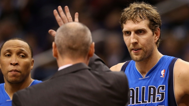 Big Blown Leads Early Have Mavs Struggling to Make Playoffs Late