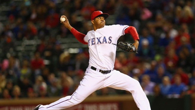 Rangers Shifting Pimentel Out of Bullpen