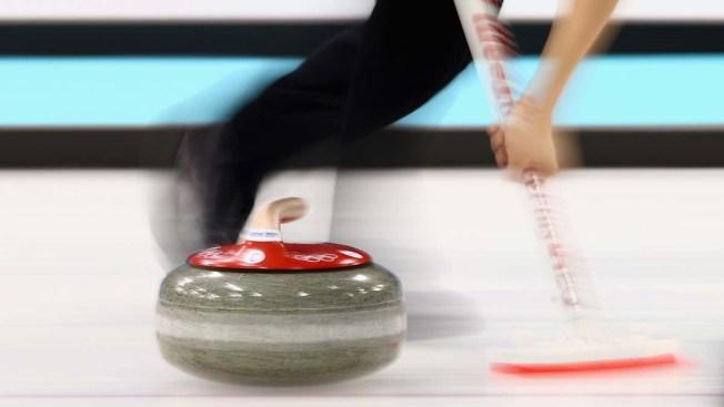 Britain, Switzerland Reach Women's Curling Semis