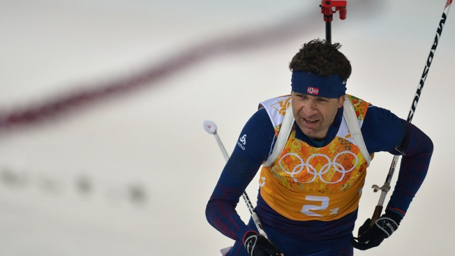 Norway's Ole Einar Bjoerndalen Becomes the Most Decorated Winter Olympian of All Time