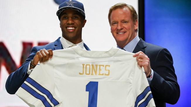 Cowboys Sign Top Pick Byron Jones for 4 Years, $8.6 Million