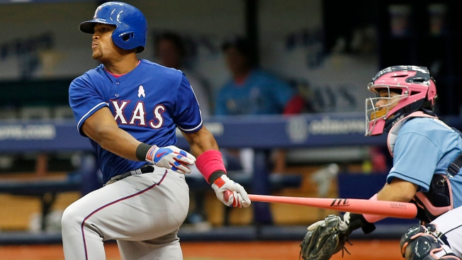 Andrus Continues Onslaught of Cleveland