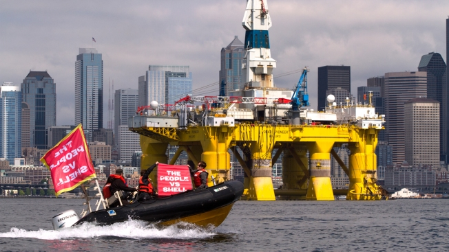 Obama Blocks New Oil, Gas Drilling in Arctic Ocean