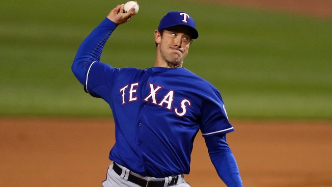 Rangers Send Ohlendorf On His Way