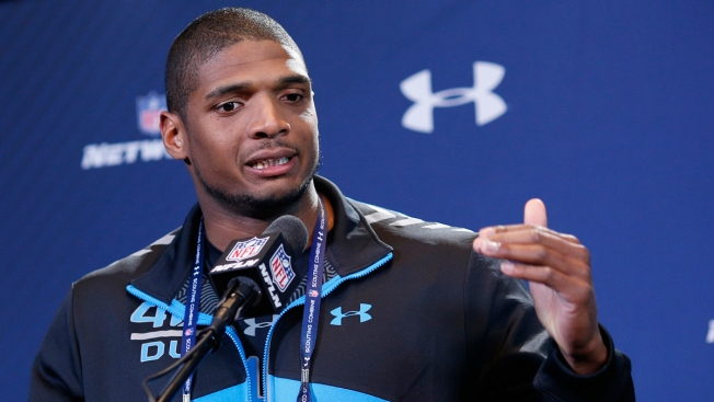 Michael Sam Wishes Focus Could Stay on Football