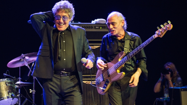 The Who Plans 50th Anniversary Tour, New Music