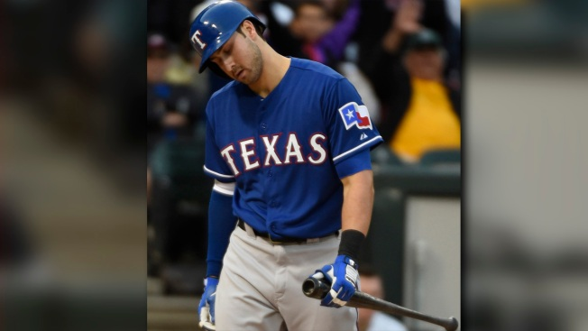 Joey Gallo Might Be This Summer's Rangers' Remake of Dave Hostetler