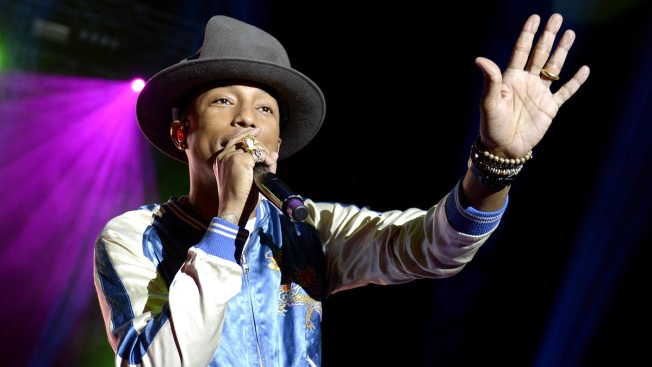 Pharrell, Shakira, Blake Shelton and Lady Gaga Set for iHeartRadio Awards
