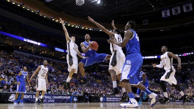 Kentucky Ends Wichita State's Perfect Run, 78-76
