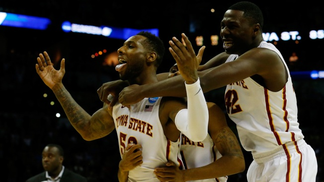 No. 3 Seed Iowa State Ousts North Carolina 85-83