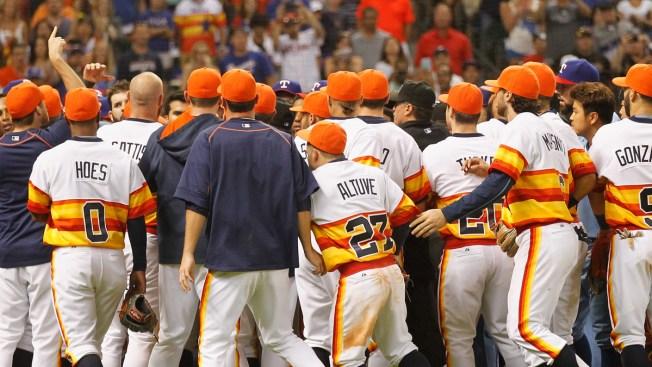 Rangers-Astros Has Makings of Classic Series