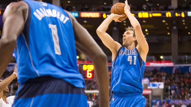Mavs' Schedule Provides Sexy Stops in 2014-15