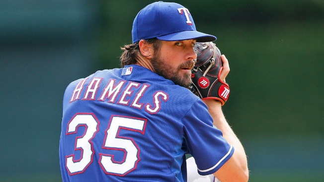 Hamels Compared to Cowboys' Herschel Deal
