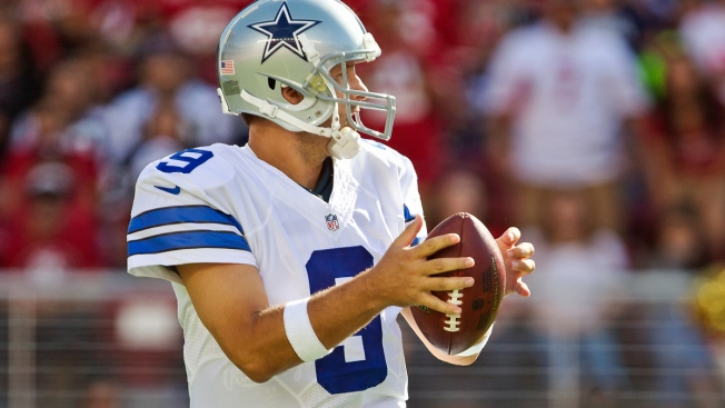 "Cowboys ""Thought It Was Best"" to Limit Romo to One Series"