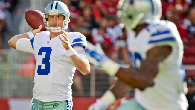 Weeden Tired of Hearing About Lack of Downfield Passing