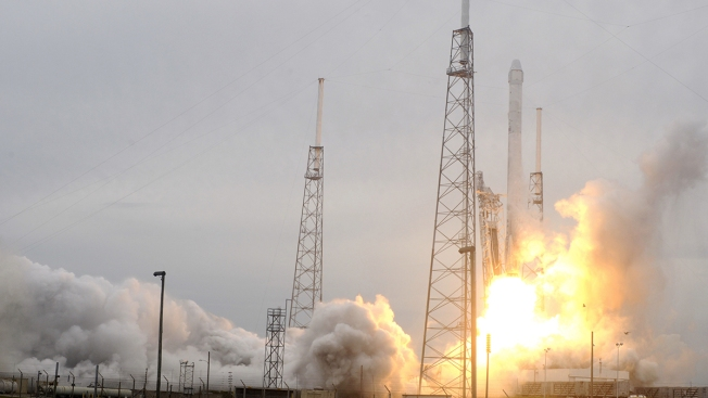 SpaceX to Build Rocket Launch Site in South Texas