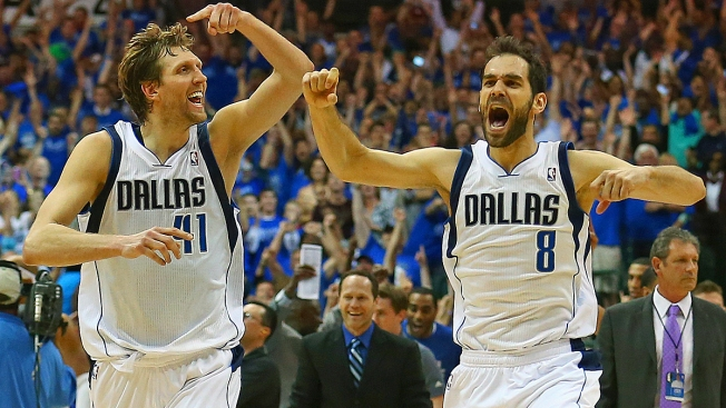 Despite First-Round Loss, Mavs' Season Was a Success