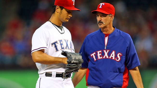 Rangers Part Ways With Pitching Coach Mike Maddux