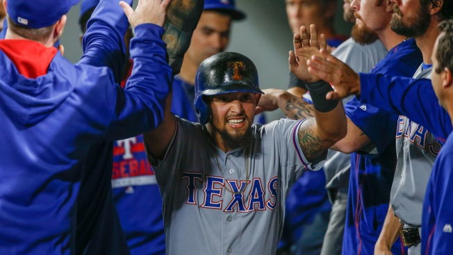 Report: Odor Turns Down Rangers' Contract Extension Offer