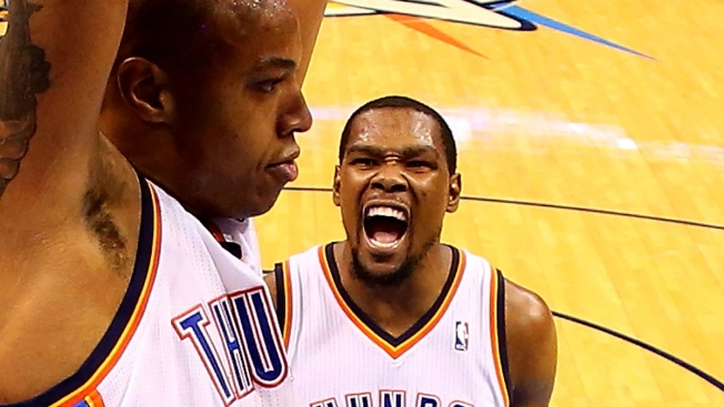 Mavs Fans Should, Grudgingly, Root for the Thunder
