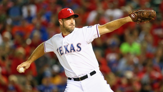 Rangers Get Great Effort From Forgotten Relievers